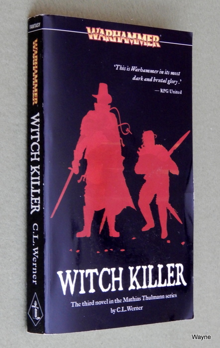 Image for Witch Killer (Warhammer)