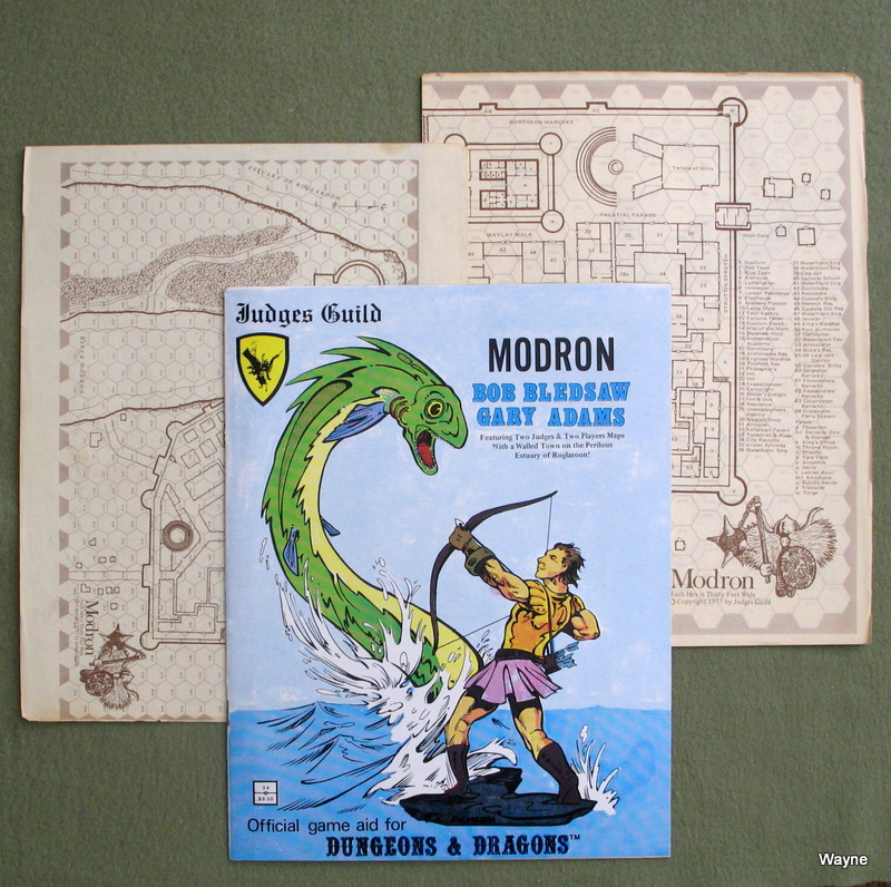Image for Modron (Dungeons and Dragons)