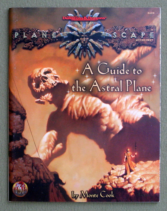 Image for A Guide to the Astral Plane (Advanced Dungeons & Dragons: Planescape)