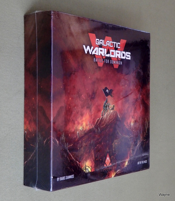 Image for Galactic Warlords - Battle for Dominion
