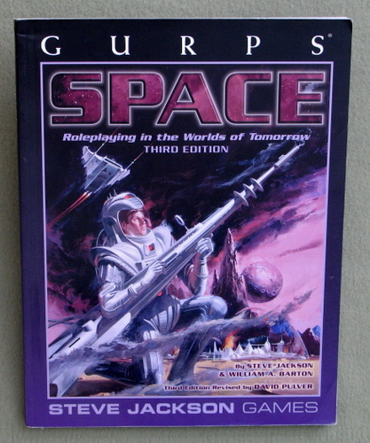 Image for GURPS Space (3rd Edition)