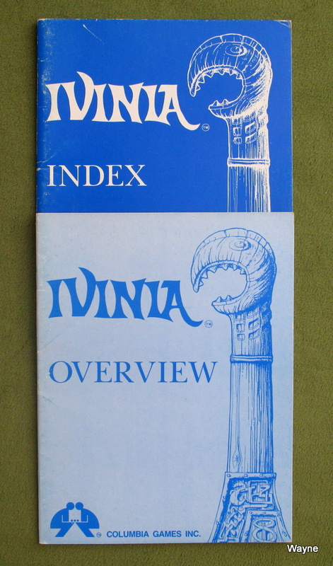 Image for Ivinia: Overview and Index books (Harn)