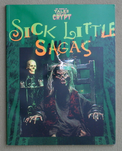 Image for Sick Little Sagas (Tales From the Crypt)