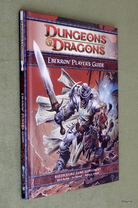 Image for Eberron Player's Guide (Dungeons & Dragons, 4th Edition)