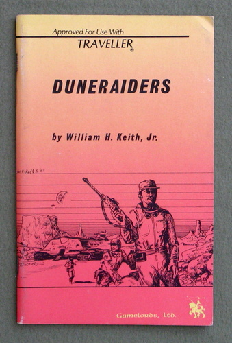 Image for Duneraiders (Traveller)