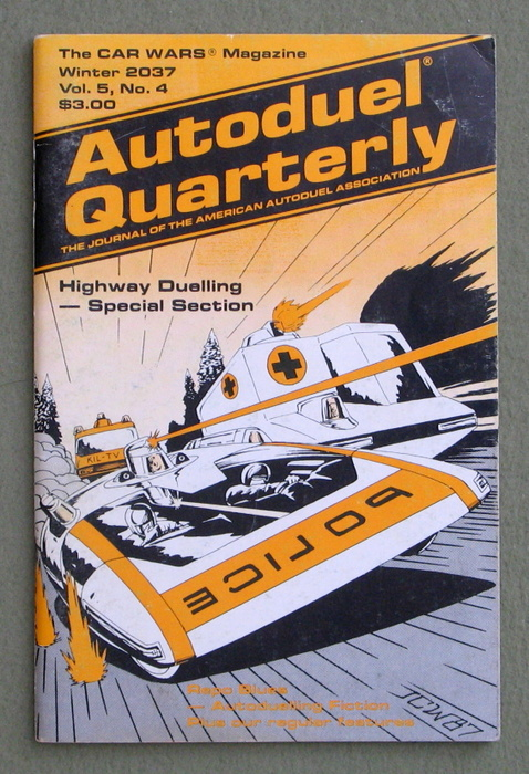 Image for Autoduel Quarterly: Vol. 5, No. 4 (Car Wars)
