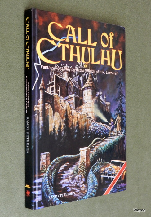 Image for Call of Cthulhu: Fantasy Role-Playing in the Worlds of H.P. Lovecraft (3rd Edition)