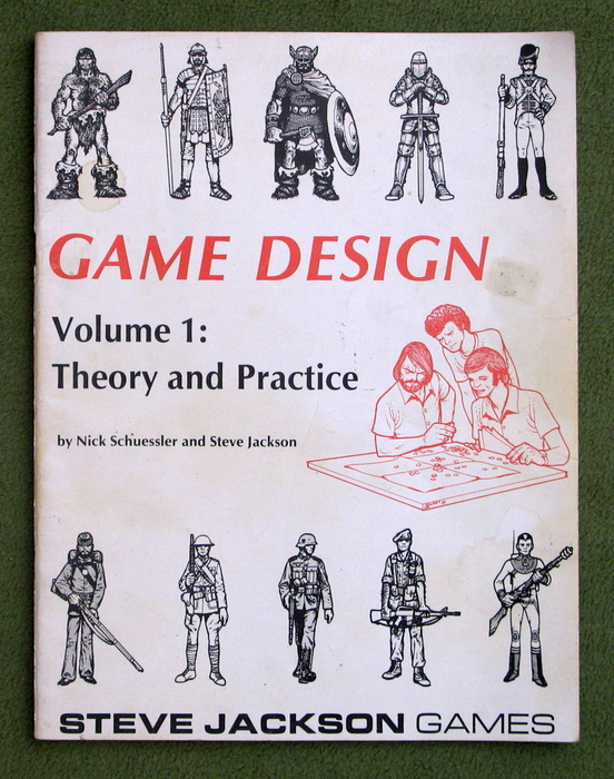 Image for Game Design (Volume 1: Theory & Practice)