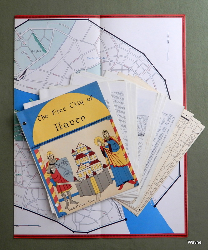 Image for Free City of Haven (1st Edition)