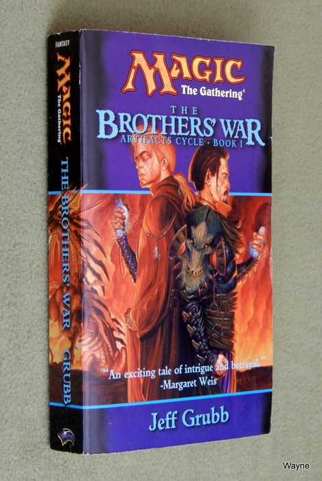 Image for The Brothers' War: Artifacts Cycle, Book I (Magic the Gathering)