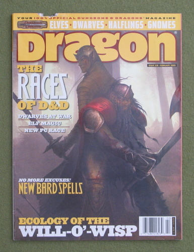 Image for Dragon Magazine, Issue 328