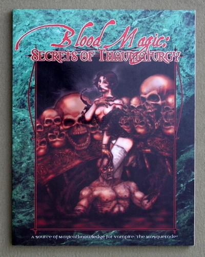 Image for Blood Magic: Secrets of Thaumaturgy (Vampire: The Masquerade)