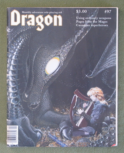Image for Dragon Magazine, Issue 97 - WORN
