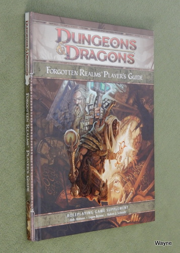 Image for Forgotten Realms Player's Guide (Dungeons & Dragons, 4th Edition)