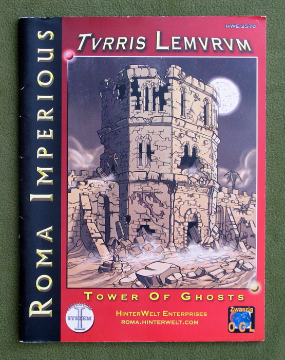 Image for ROMA IMPERIOUS: Tvrris Lemvrvm (Turris Lemurum) Tower of Ghosts