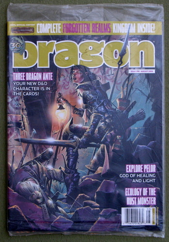 Image for Dragon Magazine, Issue 346