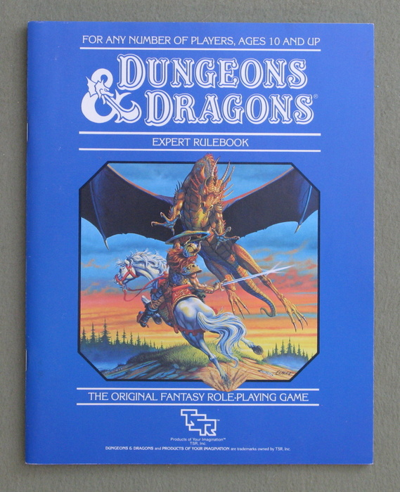 Image for Dungeons & Dragons Expert Rulebook (Revised)