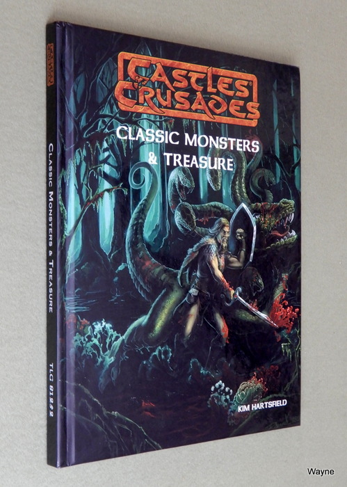Image for Castles & Crusades: Classic Monsters & Treasure