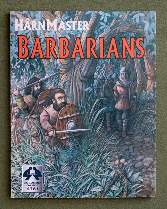 Image for Barbarians (Harn / Harnmaster)