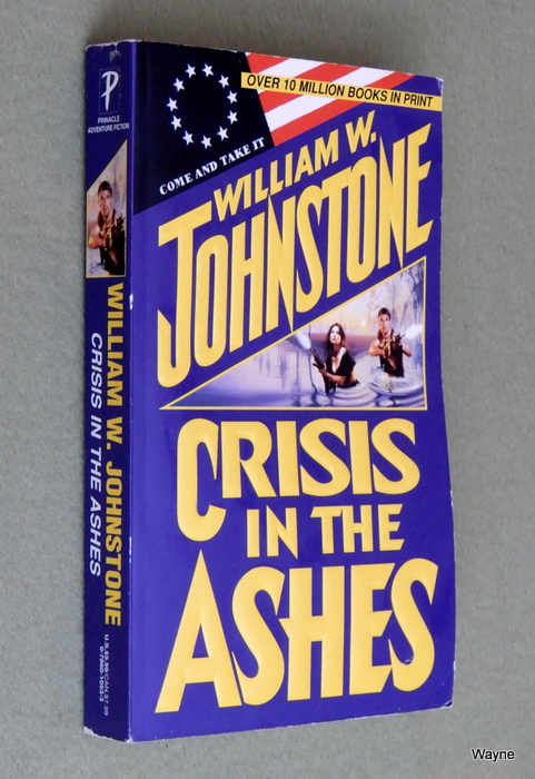 Image for Crisis in the Ashes