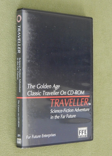 Image for Classic Traveller on CD-ROM