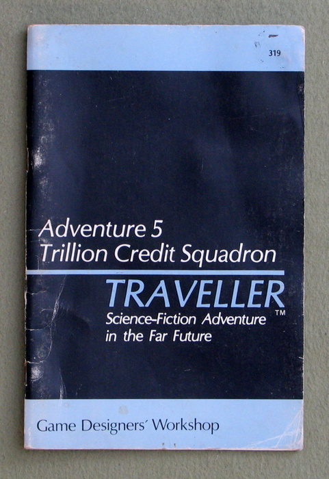 Image for Traveller Adventure 5: Trillion Credit Squadron - PLAY COPY