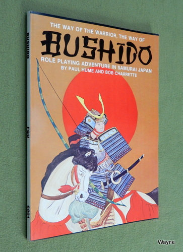Image for Bushido: Role Playing Adventure in Samurai Japan