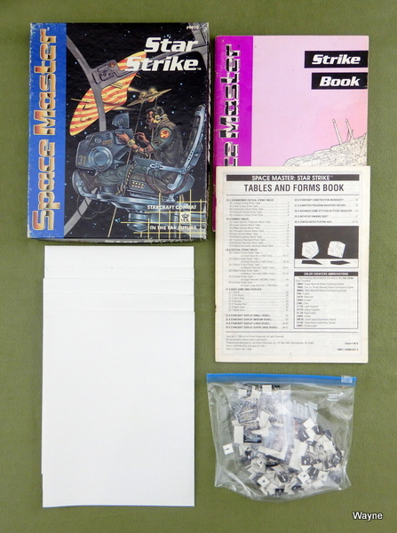 Image for Star Strike (Space Master, 2nd Edition) - PLAY SET