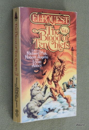 Image for The Blood of Ten Chiefs (Elfquest, Vol. 1)