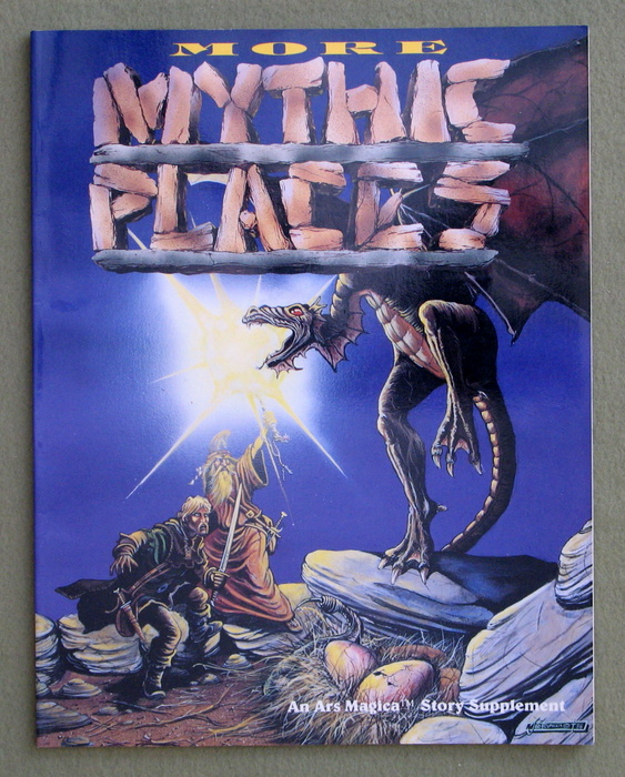 Image for More Mythic Places (Ars Magica)
