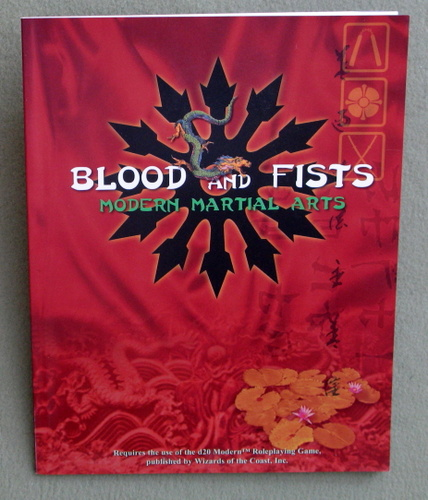 Image for Blood and Fists (d20 OGL Martial Arts Roleplaying)