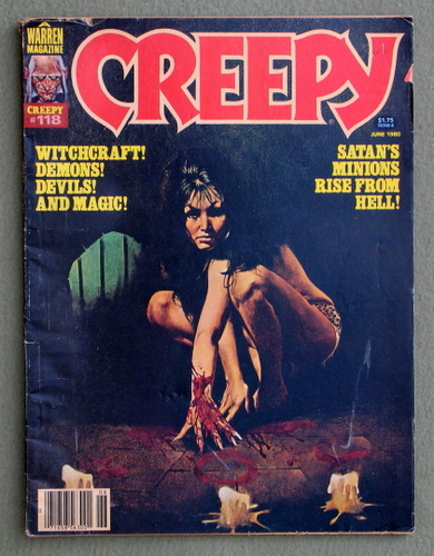 Image for Creepy Magazine #118