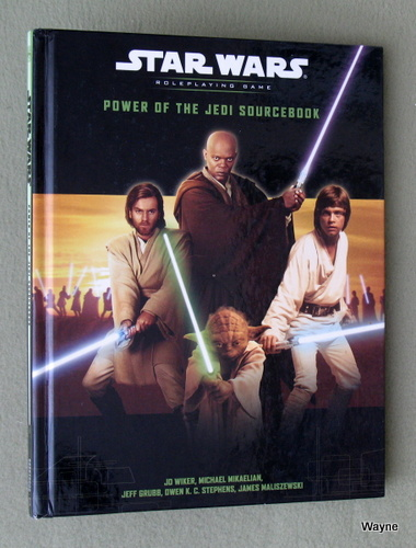 Image for Power of the Jedi Sourcebook (Star Wars Roleplaying Game)