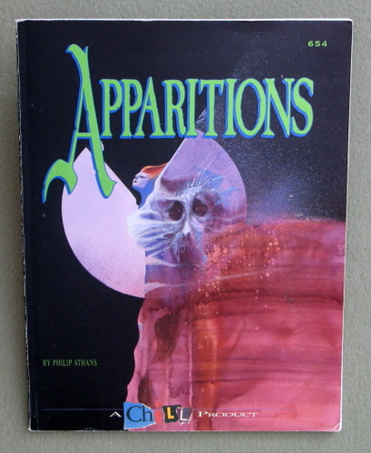 Image for Apparitions: A Chill Product
