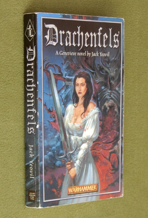 Image for Drachenfels: A Genevieve Novel (Warhammer)