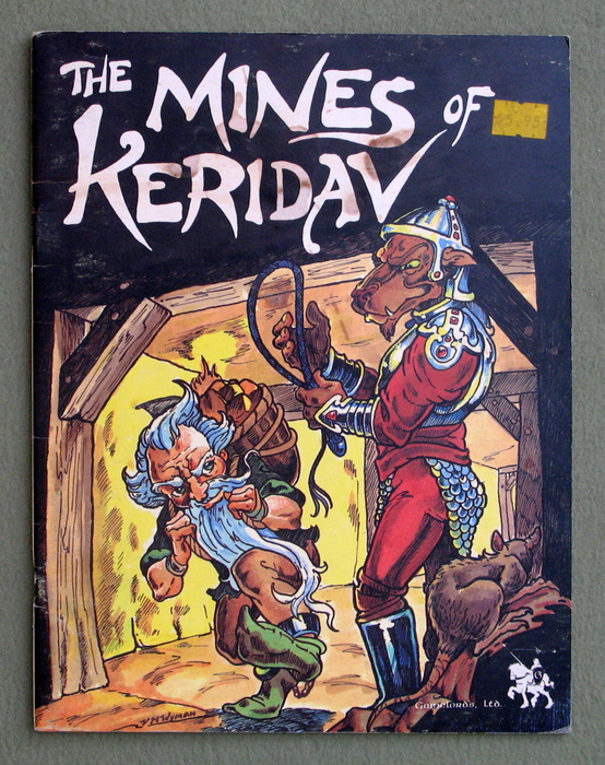 Image for The Mines of Keridav - PLAY COPY