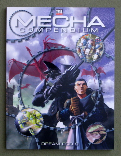 Image for D20 Mecha Compendium (D20 System)