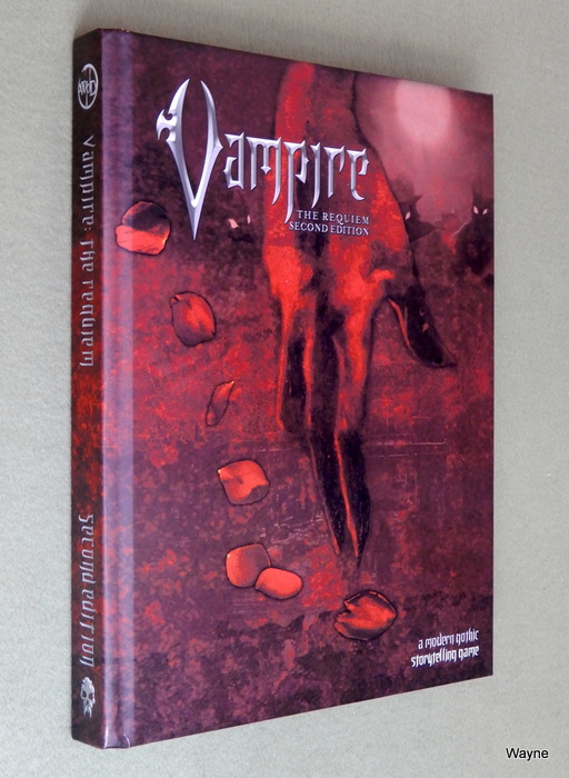 Image for Vampire The Requiem: A Modern Gothic Storytelling Game (Second Edition)