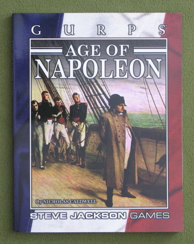 Image for GURPS Age of Napoleon
