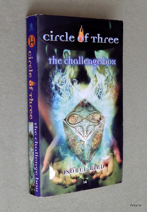 Image for The Challenge Box (Circle of Three #14)