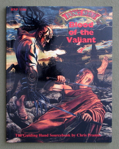 Image for Blood of the Valiant: The Guiding Hand Sourcebook (Feng Shui)