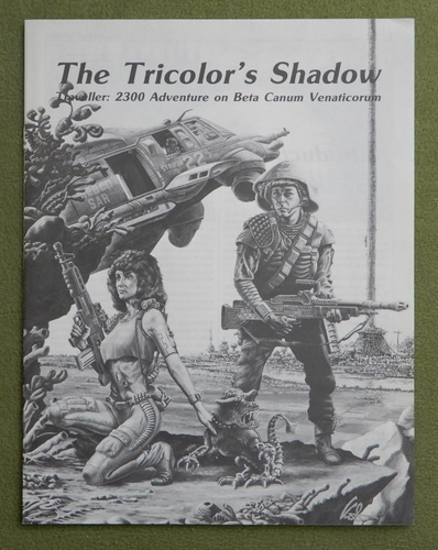 Image for Tricolor's Shadow: Traveller 2300 Adventure on Beta Canum Venaticorum