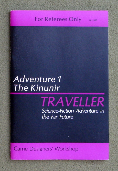 Image for Traveller Adventure 1: Kinunir