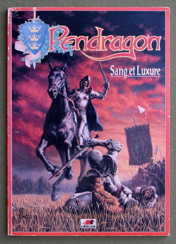 Image for Pendragon: Sang et Luxure