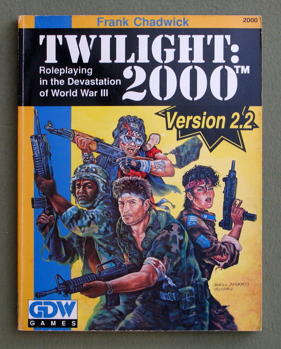 Image for Twilight: 2000, 2nd edition [Version 2.2]