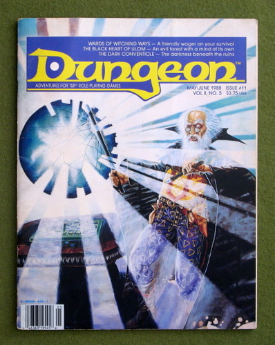 Image for Dungeon Magazine, Issue 11