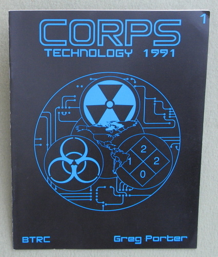 Image for CORPS Technology 1991