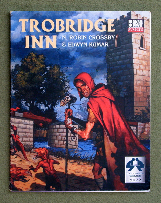 Image for Trobridge Inn: Pepper & Spice (Harn Fantasy RPG Setting)
