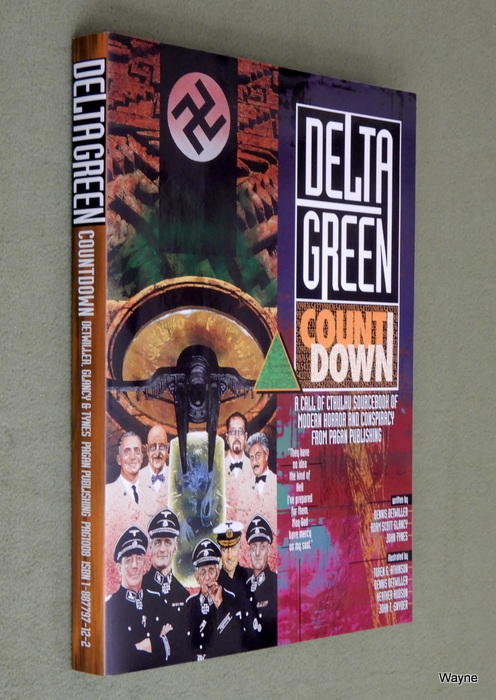 Image for Delta Green: Countdown (Call of Cthulhu)