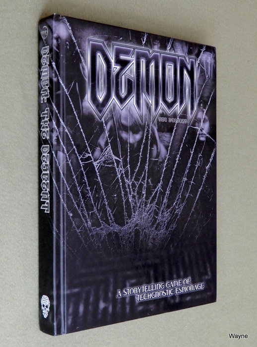 Image for Demon: The Descent (World of Darkness)